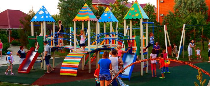 Детский отдых в Витязево в НИКО