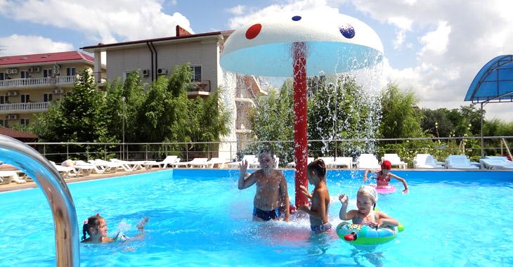 Детский бассейн в НИКО