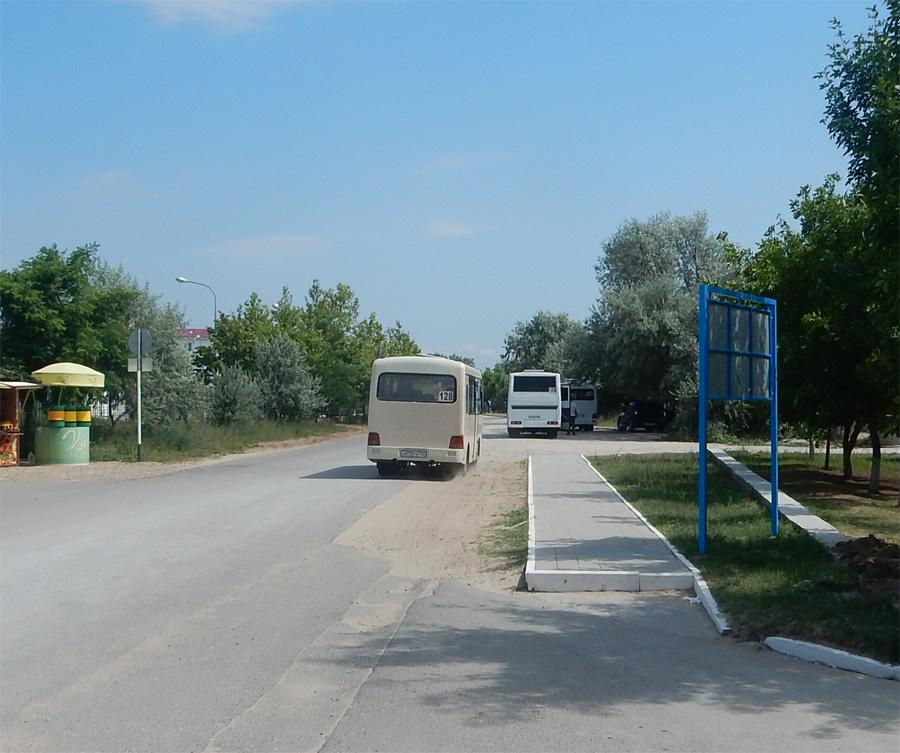 остановка 128 автобуса